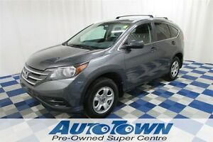 2013 Honda CR-V LX AWD/BLUETOOTH/BACKUPCAM/USB OUTLET