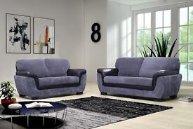 NEW YEAR OFFER RICHMOND 3+2 SOFA SET SAME/NEXT DAY DELIVERY