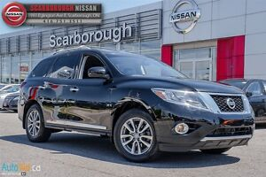 2014 Nissan Pathfinder SL-ACCIDENT FREE AND VERY WELL EQUIPPED!!
