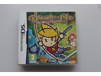 Ninetendo DS Game Drawn to Life The Next Chapter with box & instructions
