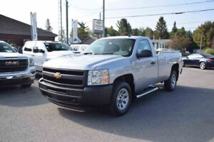 2012 Chevrolet SILVERADO 1500 2WD REGULAR CAB