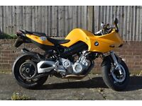 BMW F800S ABS 4800 miles only, perfect condition, as new, bmw health checked PX POSSIBLE