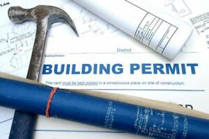 Building Permits, Architectural Design, Structural Inspection, ICF foundation, soil excavation