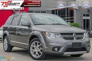 2013 Dodge Journey R/T | 7 PASS. !! LEATHER !! WARRANTY....