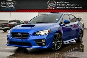 2016 Subaru WRX Sport-tech Pkg|Navi|Sunroof|Backup Cam|Bluetooth