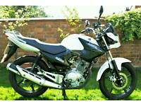 Yamaha ybr 125 - LOW MILEAGE