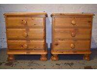 Pair Of Ducal Bellamy Bedside Cabinets (DELIVERY AVAILABLE)