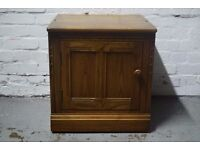 Ercol golden dawn modular cabinet (DELIVERY AVAILABLE)