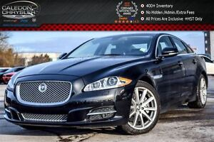 2013 Jaguar XJ AWD|Navi|Pano Sunroof|Backup Cam|Bluetooth|Leathe