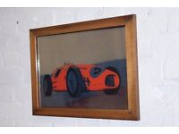 Racing Car Mirror (DELIVERY AVAILABLE)