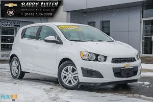 2016 Chevrolet Sonic LT Auto*Heated seats*Remote start