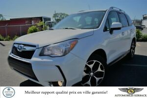 2014 Subaru Forester 2.0XT Touring Cuir/Toit/Camera $76/Semaine