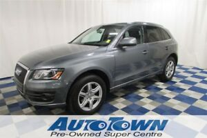 2012 Audi Q5 2.0T Premium AWD/LEATHER/HTD SEATS/BLUETOOTH