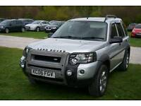 Land Rover Freelander 06 - Immaculate - Swap For Van