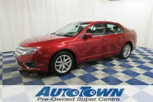 2011 Ford Fusion SEL/ACCIDENT FREE/LEATHER INTERIOR/LOW KM