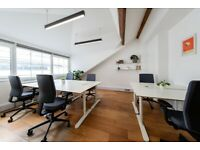 Private Office Space to Rent- Old Street, Central London - All-inclusive with flexible terms