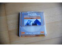 Hoya HMC multi coated UVc filter 72mm