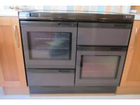 New World - Image 1000 MK11 - double oven, grill, 4 rings + hot plate - 900 high x 1010 width
