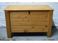 Pine Chest (DELIVERY AVAILABLE)
