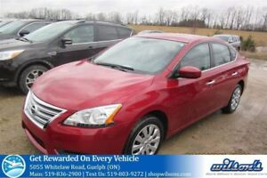 2013 Nissan Sentra S CRUISE CONTROL! POWER PACKAGE! KEYLESS ENTR