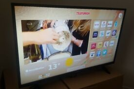 Telefunken 43 inch full HD Smart tv