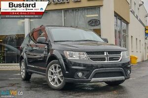 2015 Dodge Journey R/T | LEATHER | HEATED SEATS | 7 PASSENGER