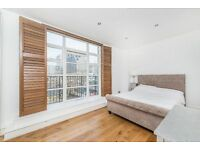 A unique and luxury 3 bedroom flat in the heart of Canary Wharf, E14