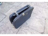 Saddlebag / Pannier by Samsonite - for use with a Briefcase.