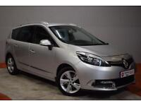 RENAULT GRAND SCENIC 1.6 DCi DYNAMIQUE TOMTOM 130 BHP Full History Hi S (silver) 2014