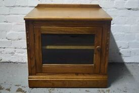 Ercol modular cabinet (DELIVERY AVAILABLE)