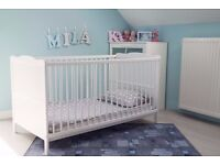 Cotbeds- Baby Nursery- Cot bed Sets- Mattress- Bedding Fittings