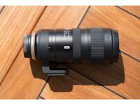 Tamron SP 70-200mm F/2.8 Di VC USD G2 - UK copy (Nr Mint) - NIKON Mount