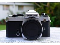 Nikon FE 35mm SLR