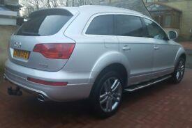 Audi Q7 3.0 tdi Limited Edition