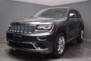 2014 Jeep Grand Cherokee SUMMIT AWD DIESEL  TOIT CUIR NAVI