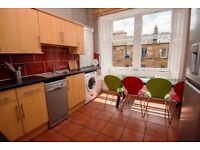 Traditional Edinburgh Festival Flats: 2, 6, 5, 4, Bedrm with Twin Rms, 2 Bath, Lounge, KitchnDnr