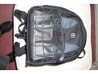 camera lens backpack