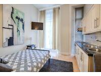 Bright & Spacious Studio Flat in South Kensington
