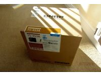 **** BRAND NEW UNOPENED Qnap TS-453A NAS unit with 4GB RAM ****
