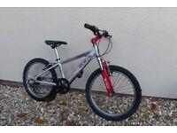 Aluminium Frame Kids Bike Age 6/7 - 9/10