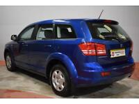 DODGE JOURNEY 2.4 SE 5d 168 BHP (blue) 2009