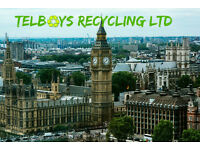 Rubbish waste Removal Collection London - scrap metal Clearance and house clearances
