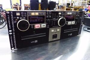 Lecteur DJ CD/MP3 double rackmount DENON DN-D4500MK2  #F010136