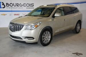2013 Buick ENCLAVE AWD *** BAS KILO, TOIT OUVRANT, CUIR, CAMERA