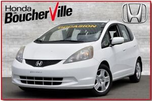 2012 Honda Fit LX WOW!! impeccable Jamais accidenté