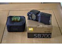 Nikon SB-700 Speedlight (Flash)