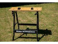 Wickes Fold Down Workbench 605mm