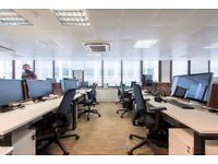 17 x Desks in newly furnished, serviced & sociable office in Moorgate. Available NOW!