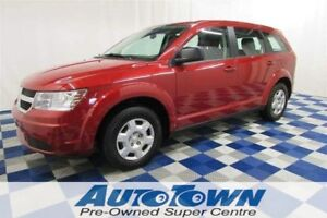 2010 Dodge Journey SE/ACCIDENT FREE/LOW KM/ONE OWNER