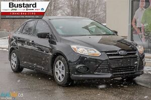 2014 Ford Focus S | A/C | MANUAL GEARBOX | GAS MISER | EXTRA CLE Kitchener / Waterloo Kitchener Area image 1